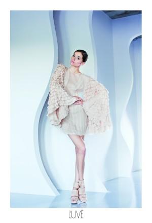 коллекция одежды весна-лето 2012  L'UVE