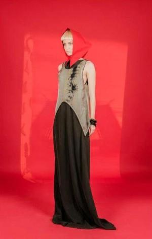Новая коллекция женской одежды VVS от дизайнера Валерии Марчи. Лукбук