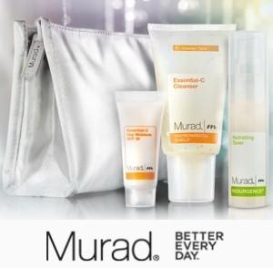 Murad (Мюрад) – косметика по уходу за кожей из США. Где купить в Украине