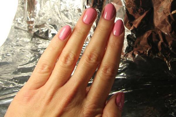 Отзыв о лаке для ногтей NCLA Like… Totally Valley Girl