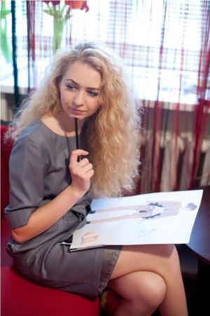 Вышиванка для Мадонны от украинского дизайнера Анастасии Ивановой