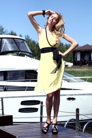 Круизная коллекция от украинского дизайнера Анастасии Ивановой
