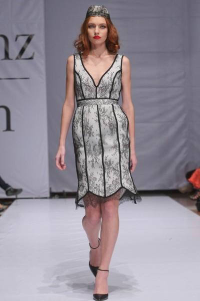 Фото коллекции дизайнера Natasha Zinko на Mercedes-Benz Kiev Fashion Days 2013
