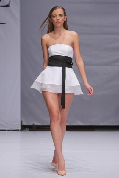 Фото коллекции бренда Omelya Atelier на Mercedes-Benz Kiev Fashion Days 2013