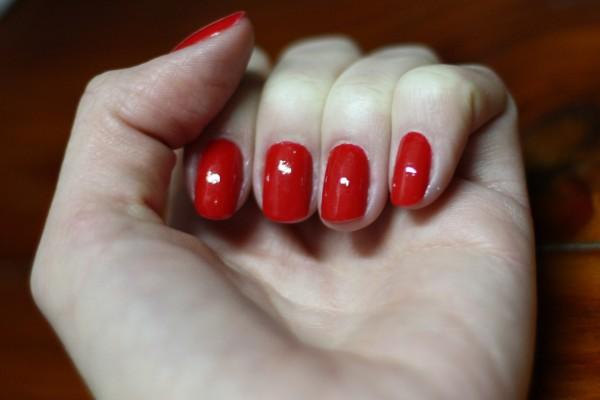Лак для ногтей Oriflame 100% цвета