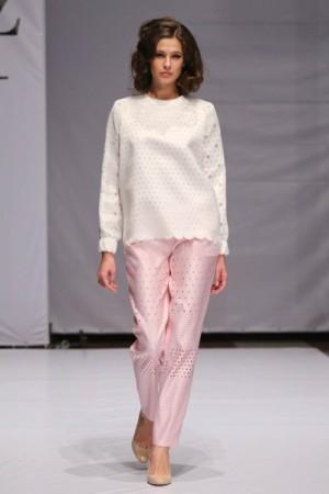Фото коллекции бренда Paskal на Mercedes-Benz Kiev Fashion Days 2013