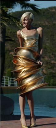 Pierre Cardin платье Пьер Карден
