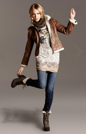 Модная одежда из германии