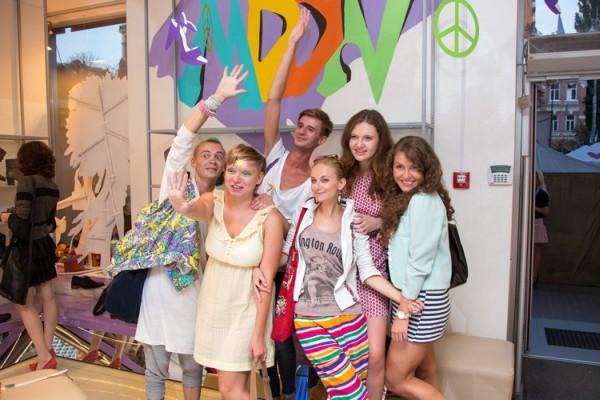 Steve Madden отпраздновал 2 года в Украине!