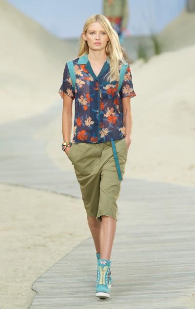 Женская коллекция Tommy Hilfiger Весна 2014, очень много фотографий!