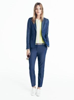 Tommy Hilfiger весна-лето 2014, женская коллекция одежды, фото и лукбук