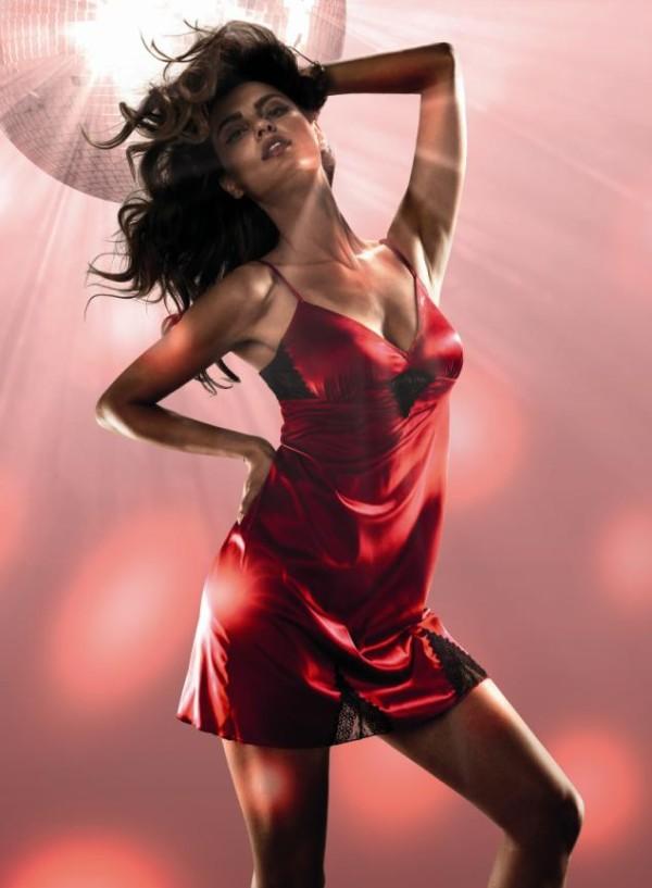 Triumph представляет: белье для настоящих женщин. Фото, лукбук