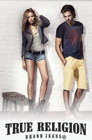 True Religion (Тру Релиджен) – женские, мужские и детские джинсы из США. Где купить в Украине