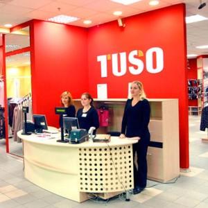 Tuso (Тусо) - украинская торговая сеть магазинов, история. Где купить, адреса