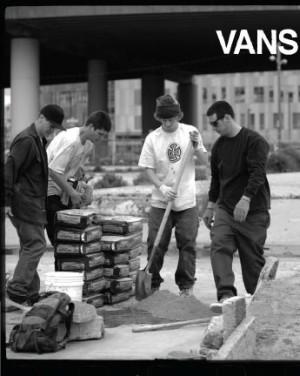 Vans - спортивная обувь