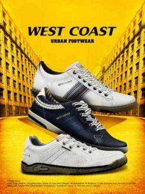 West Coast (Вест Кост) – женская и мужская обувь из Бразилии