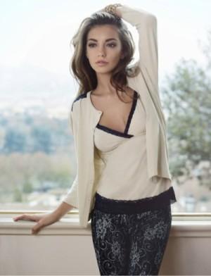 Лукбук женского нижнего белья бренда Yamamay S/S 2014. Фото и Видео