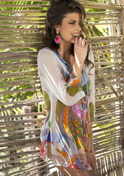 Лукбук Yamamay, купальники и одежда для отдыха весна-лето 2014