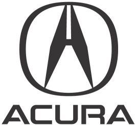 acura акура логотип