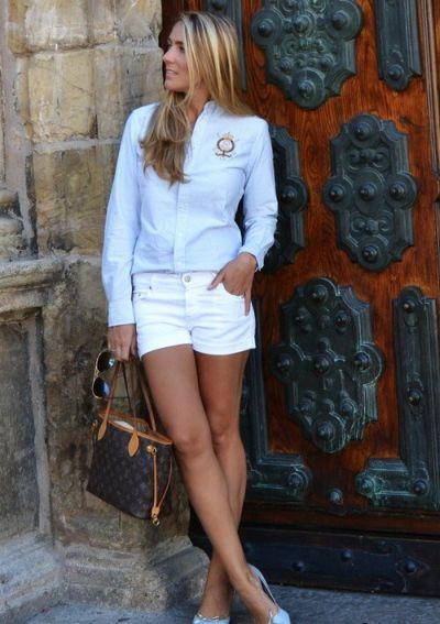 bluzka-shorti