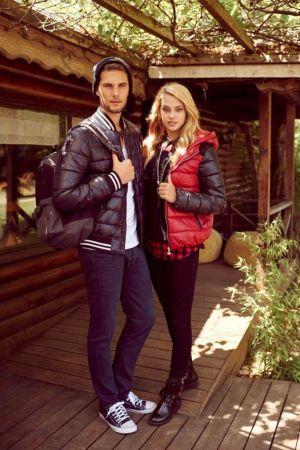 Winter Forest - капсульная коллекция зимней одежды от COLIN'S 2015-16