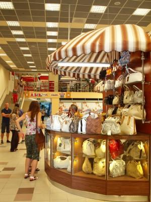В ТРЦ Дарынок обновился торговый зал «Г»