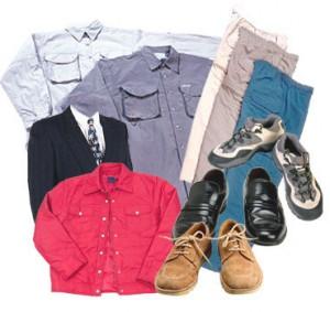 Правила для покупки одежды