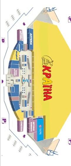 magelan магелан торговый центр киев план