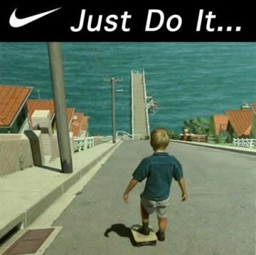 Найк, Nike just do it