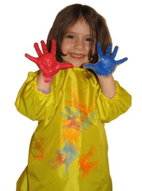 как отстирать краску