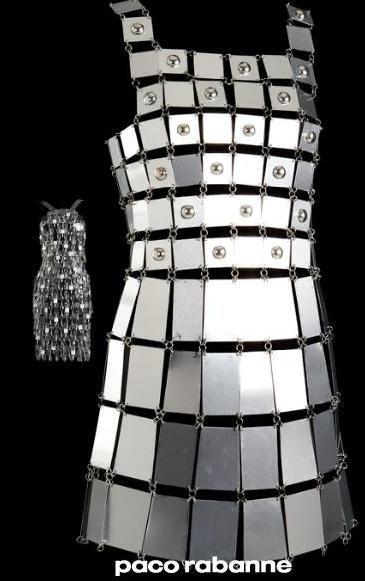 Paco Rabanne платье
