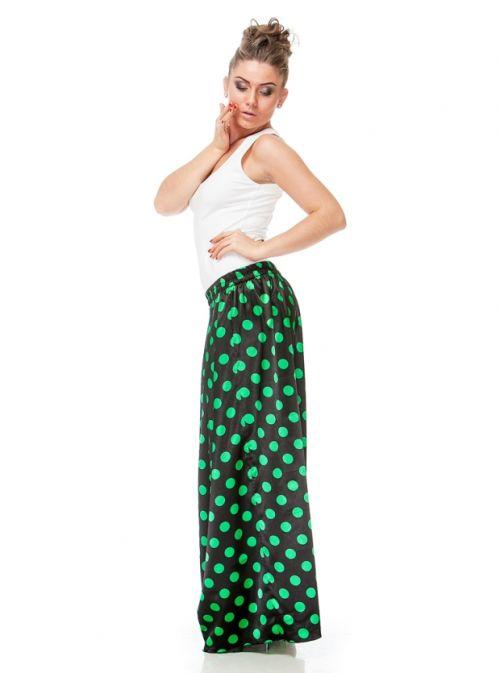 7f1b130743f С чем носить юбку в горошек