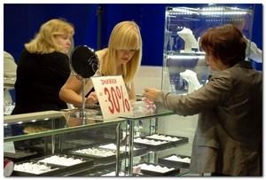 16 мая в Киеве началась ювелирная выставка «Ювелир Экспо»